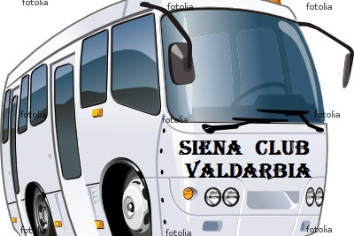 Trasferta a MONZA e a  LIVORNO con il S.C.Valdarbia
