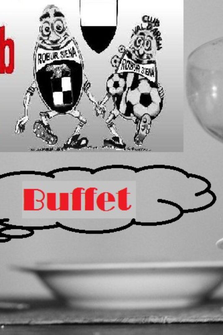 BUFFET in Sede  MERCOLEDI' 7 Settembre