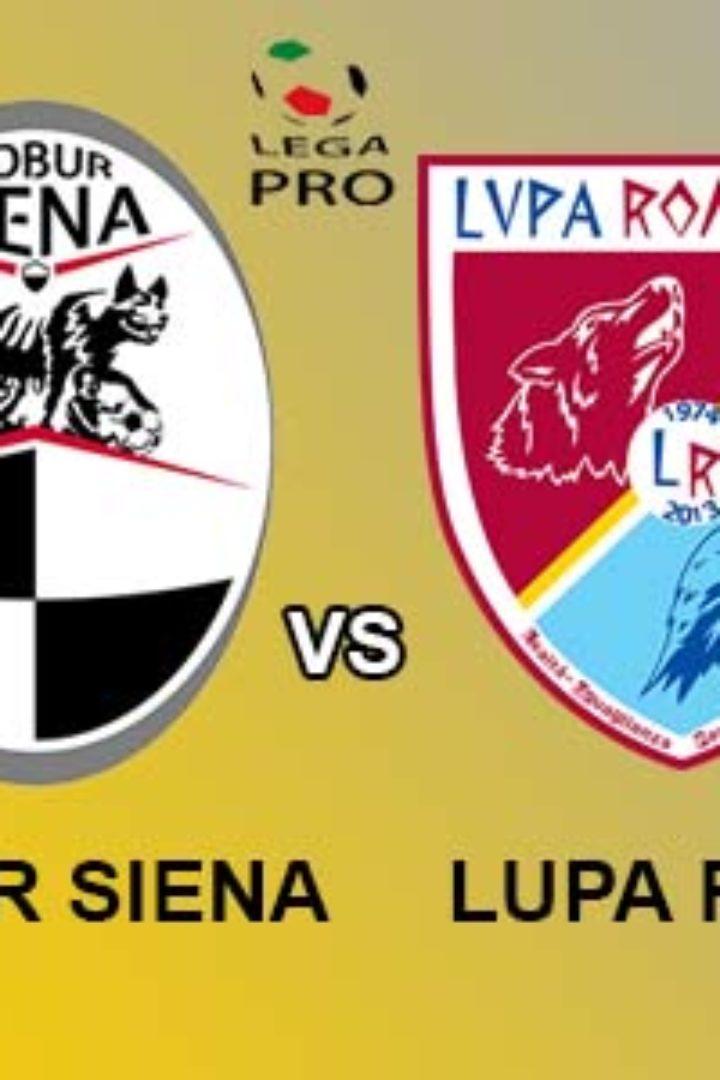 TRA ROBUR SIENA E LUPA ROMA VINCONO I FISCHI : 0 – 0
