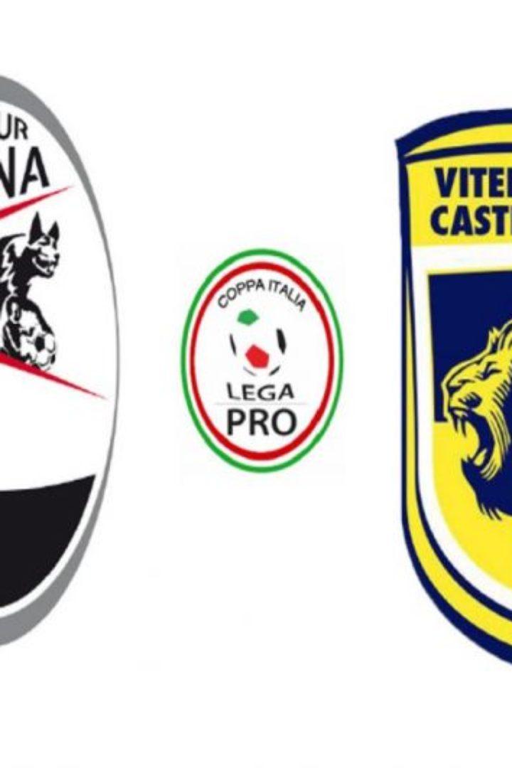 Coppa Italia Lega Pro, Siena-Viterbese 2-0: Robur agli Ottavi