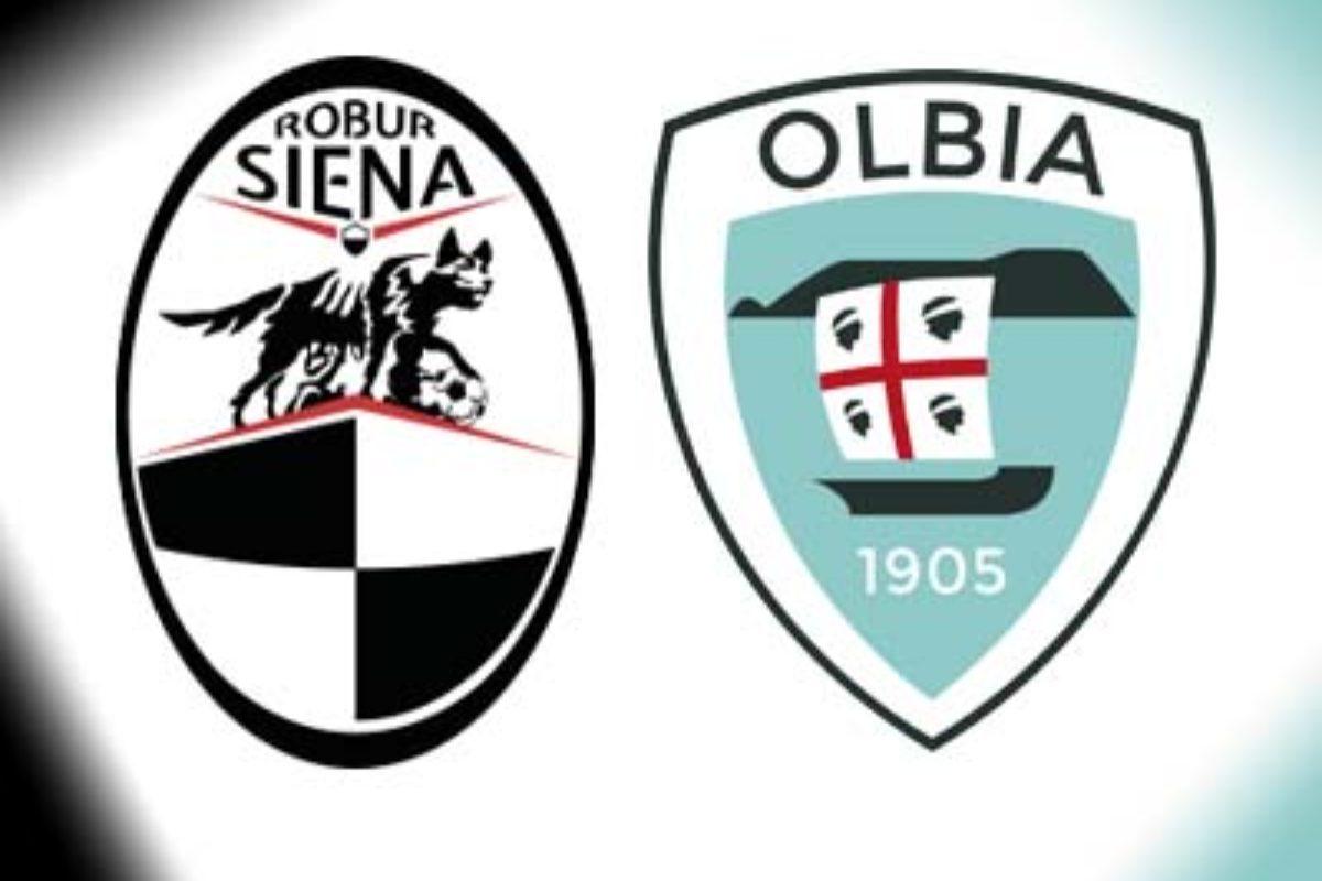 SIENA-OLBIA 0-1