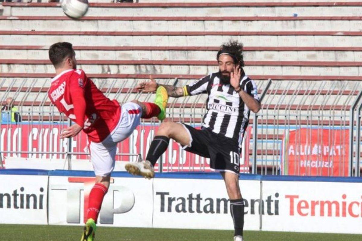 Robur Siena, che ko a Piacenza: trasferta amara, finisce 3-0