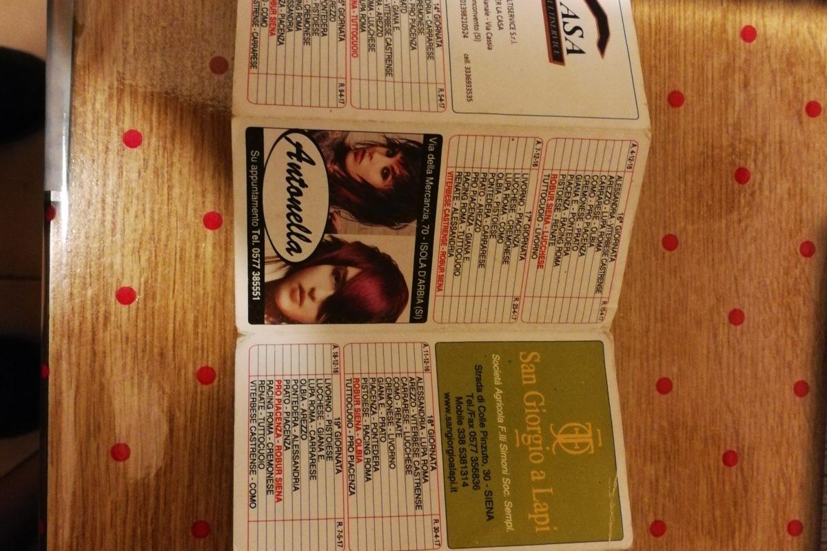 Calendario Robur: esordio casalingo con la Lucchese, trasferta a Pisa e poi al Franchi con l'Arzachena