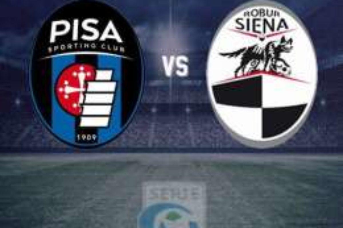 Pisa-Siena 0-0: pari a reti bianche e qualche fischio per i nerazzurri