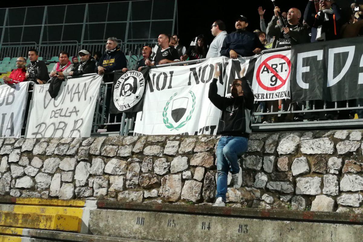 Gavorrano-Siena 0-2