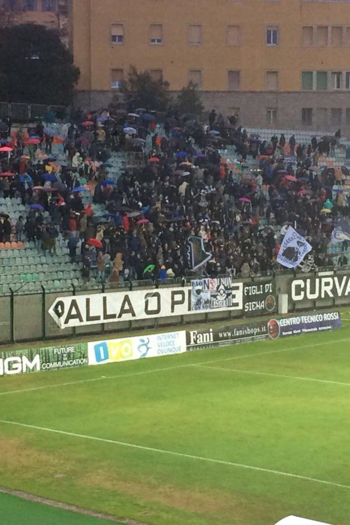 Siena-Pisa 0-0