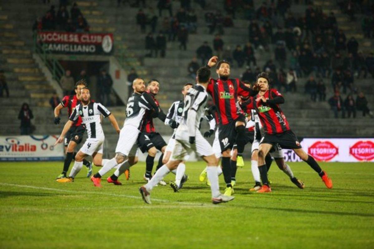 Lucchese-Siena 1-4, la Robur dilaga al Porta Elisa