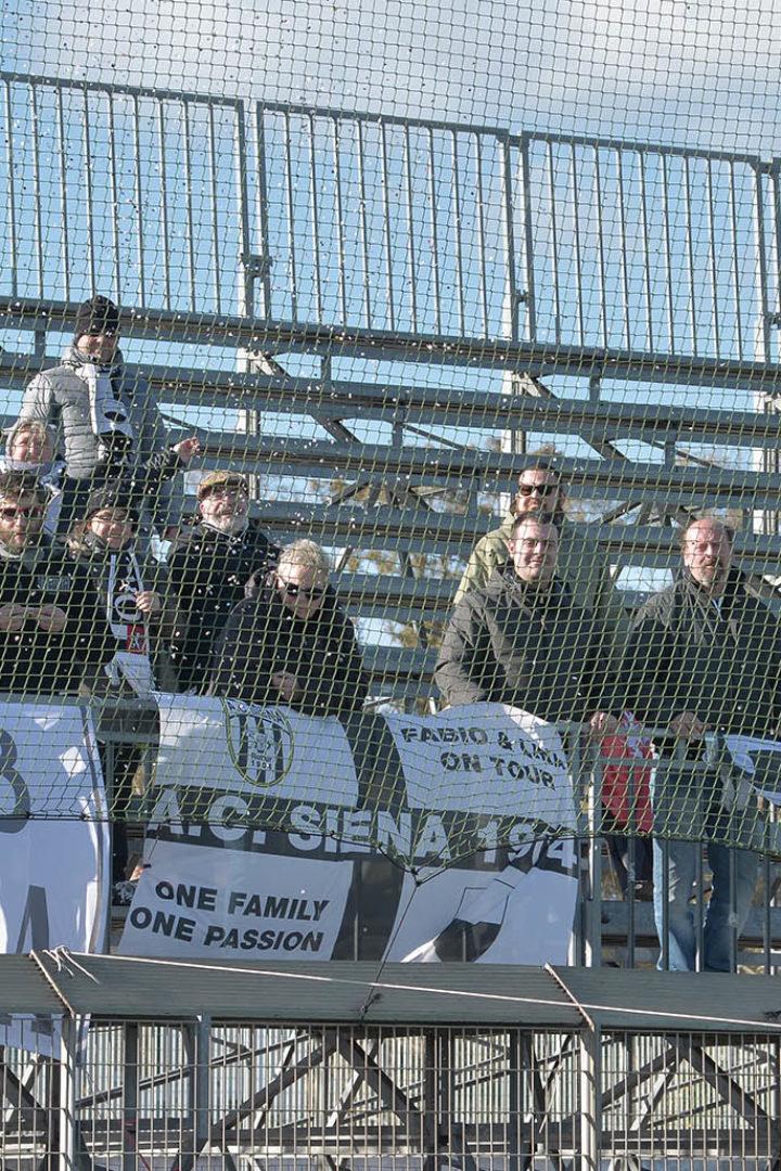 Siena, rimonta vincente: D'Ambrosio e Neglia battono l'Arzachena