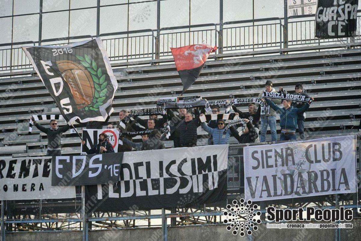 Piacenza-Siena 1-2. Decide Santini in extremis
