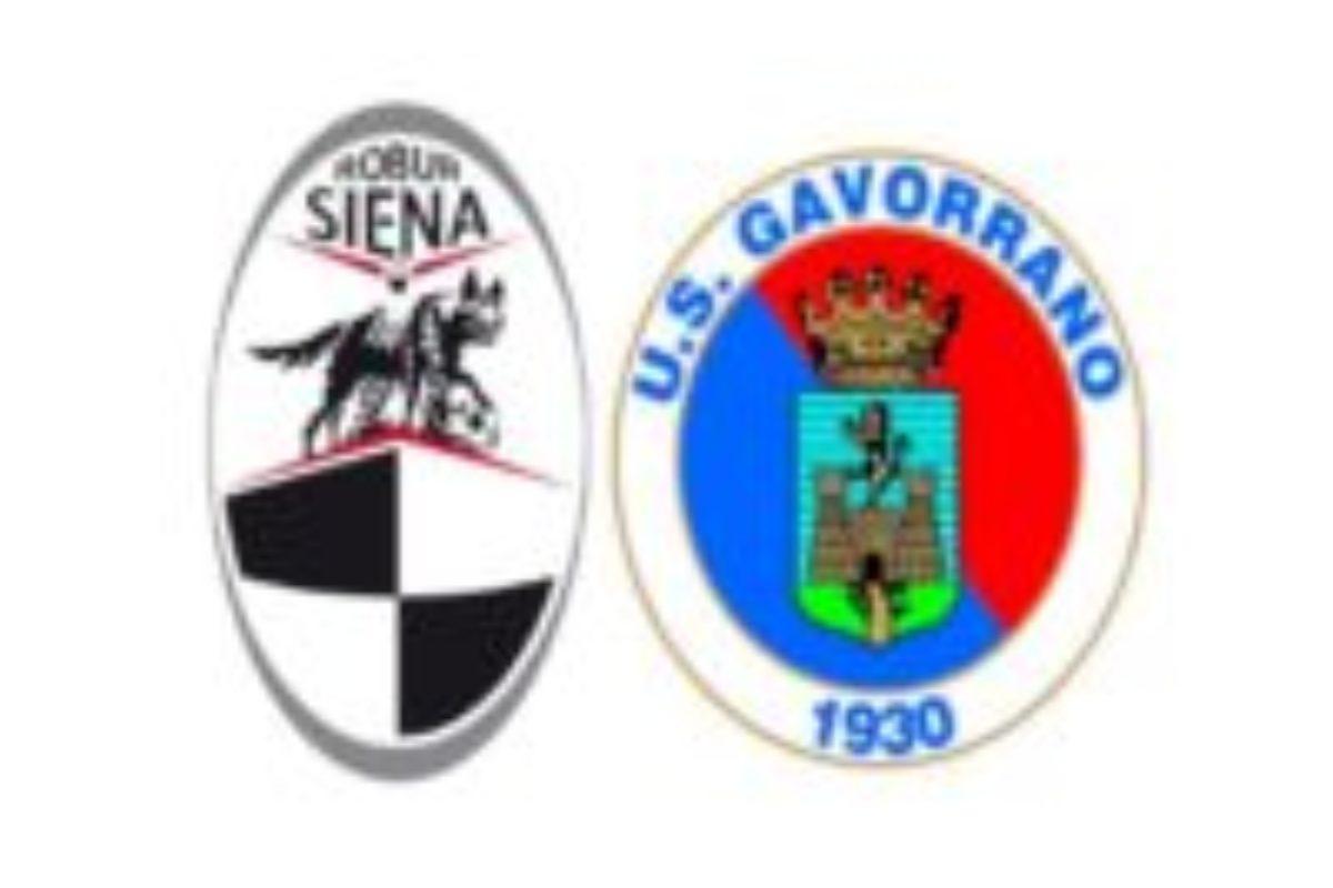 Robur Siena-Gavorrano 1-1