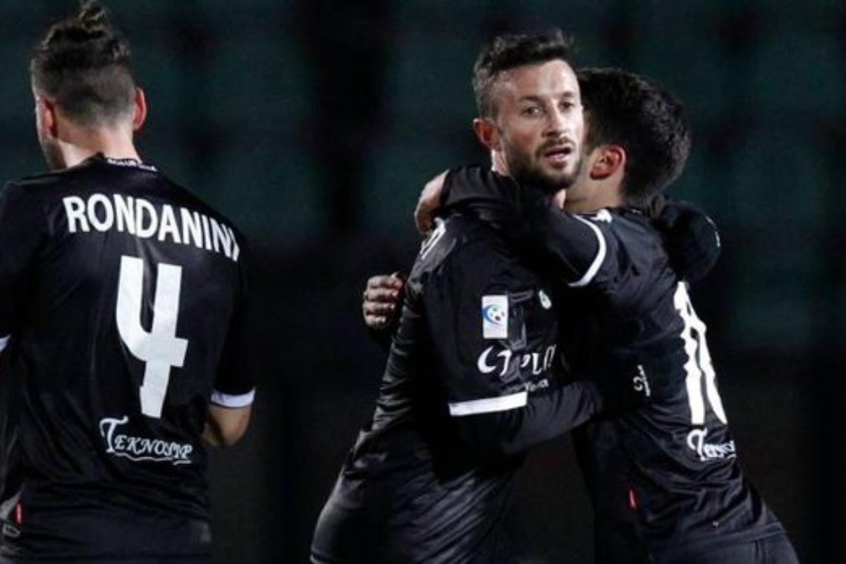 Siena-Pistoiese 2-0, Gerli e Santini stendono gli arancioni
