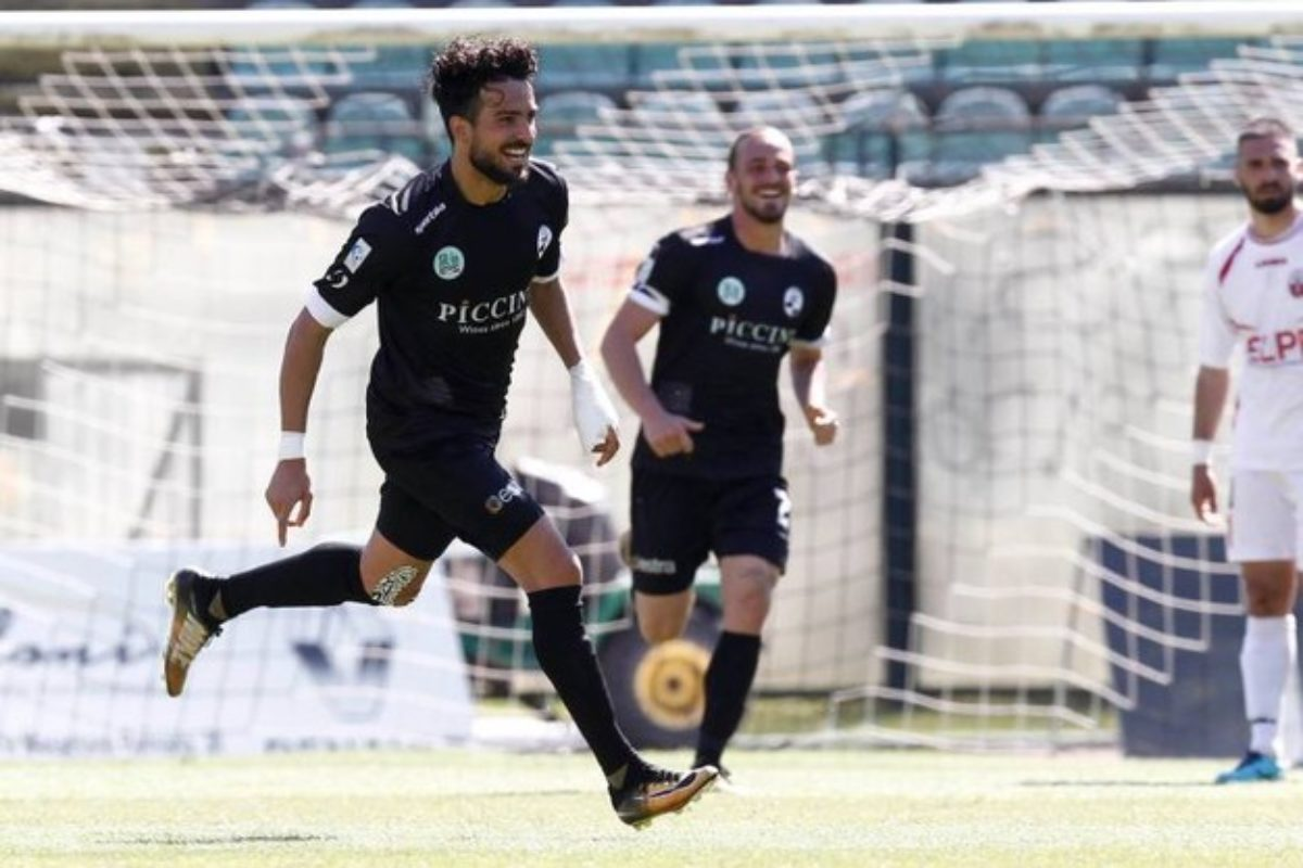 Siena-Cuneo 1-0, alla Robur basta Iapichino per battere il Cuneo