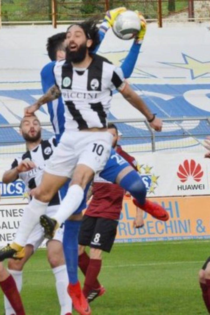 Arezzo-Siena 1-0, decide Cutolo.