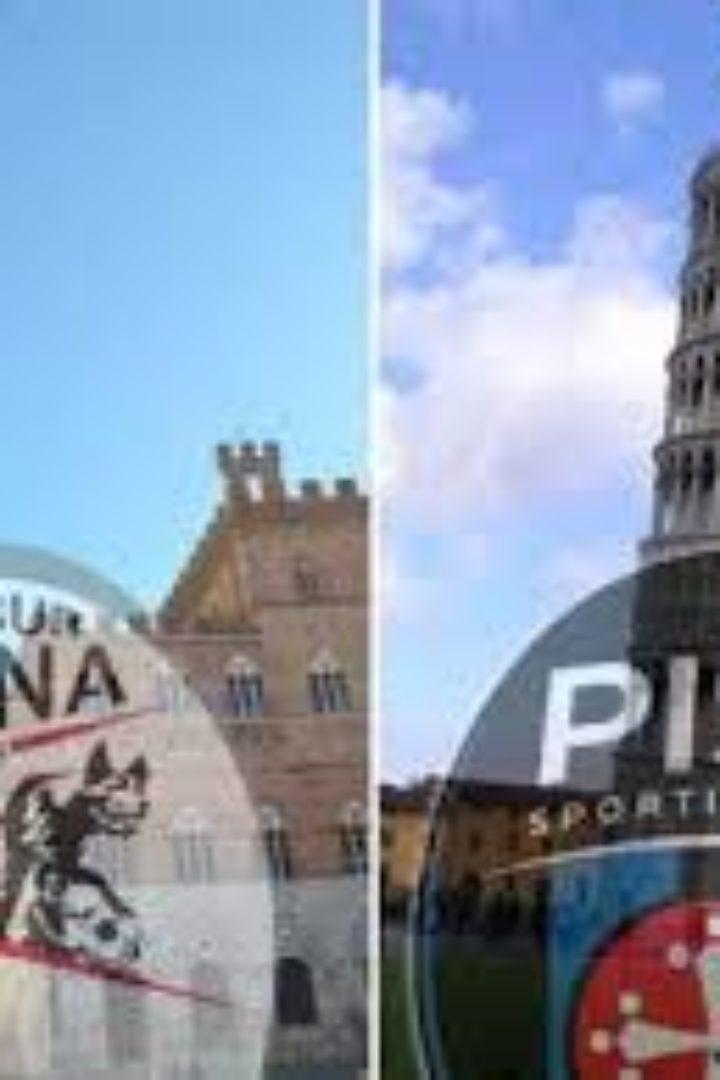Siena-Pisa 1-0 : Gliozzi decide il derby toscano. Primo successo stagionale per Mignani