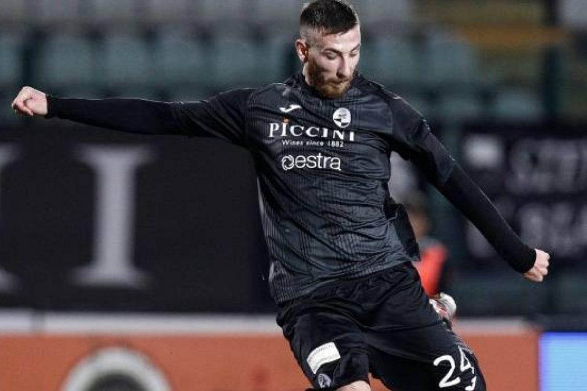 Siena-Entella 1-0, Cianci ferma la marcia dei liguri