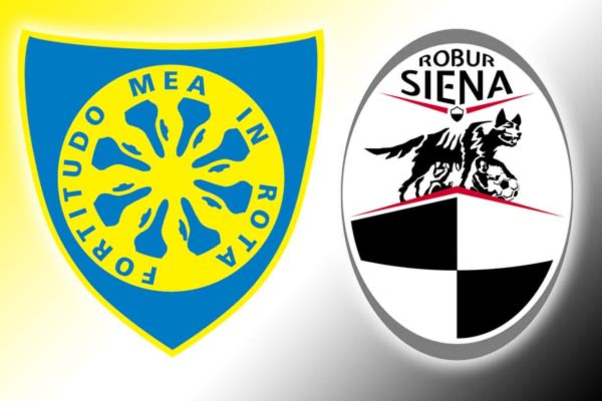 Carrarese-Siena 1-2, colpaccio Robur in casa della capolista