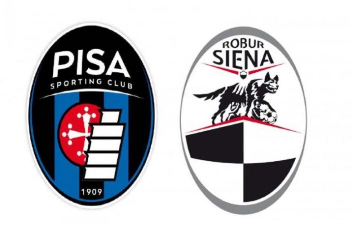 Pisa – Siena  anticipata a Sabato 19