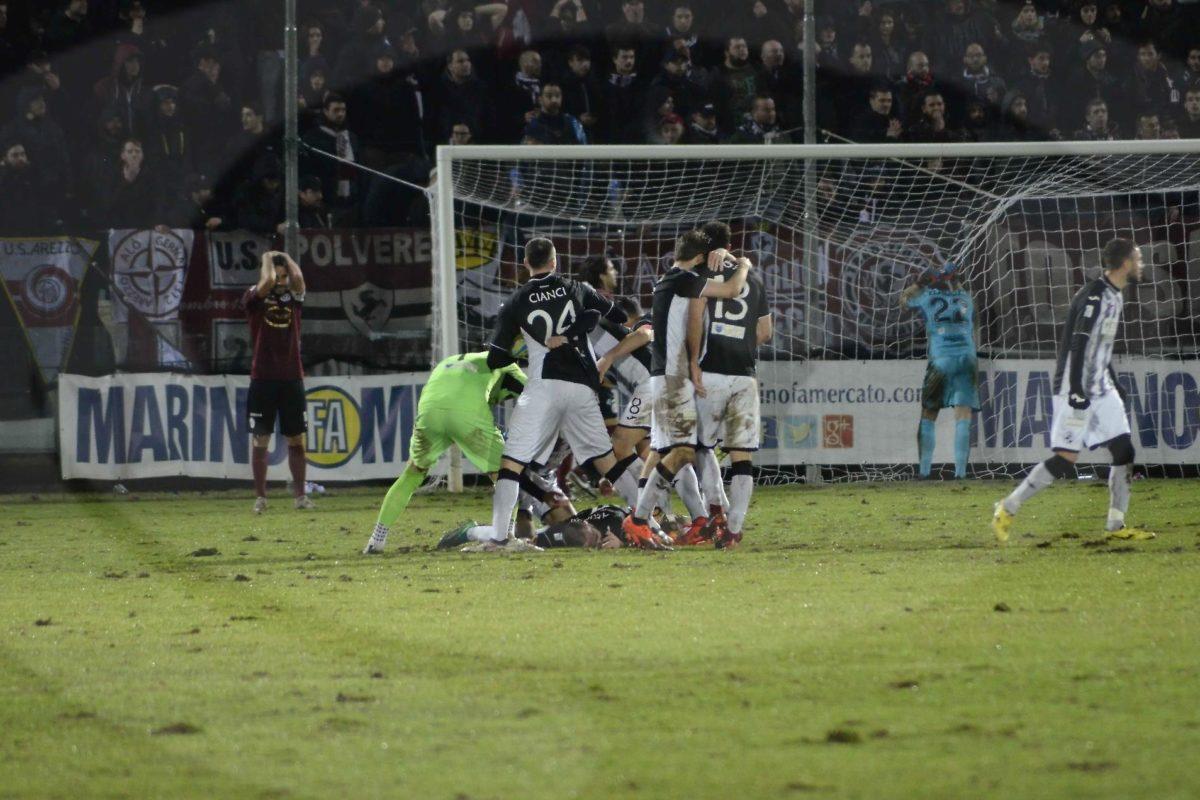 EPICO …rimonta da 3-0 a 3-3: il derby con l'Arezzo sarà ricordato a lungo