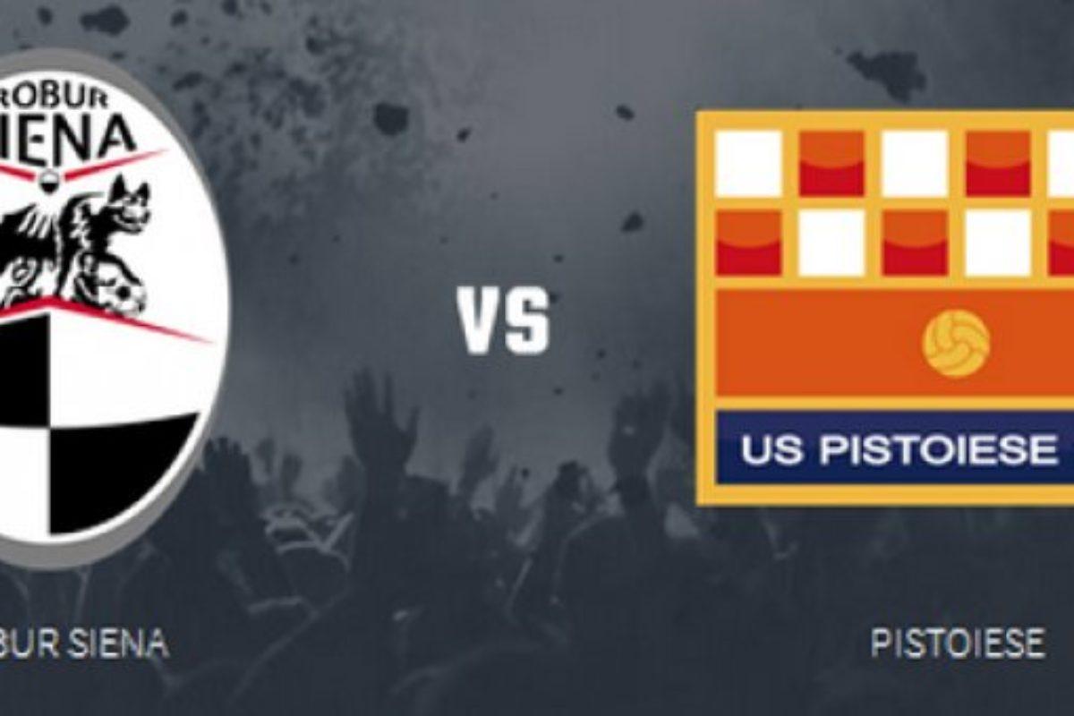 Siena – Pistoiese  2 – 3