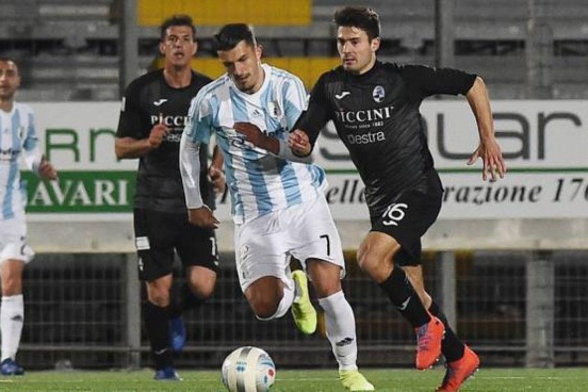 Entella-Siena 0-0, un punto in casa della capolista