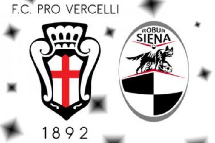 La  ROBUR pareggia  1 – 1 a Vercelli