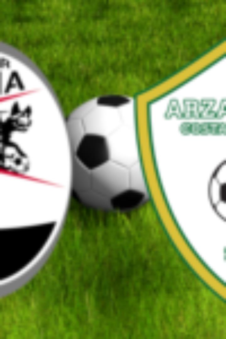 Robur Siena-Arzachena 1-3, brutta sconfitta all'Artemio Franchi