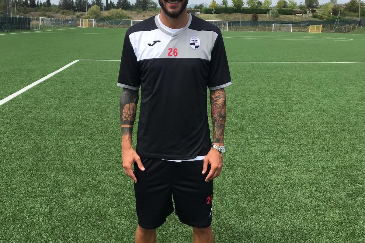 Marco Guidone nuovo giocatore della Robur Siena