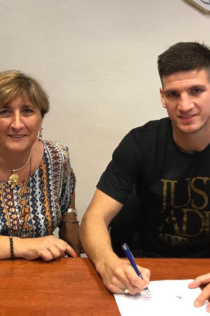 UFFICIALE: Robur Siena, preso l'uruguaiano Buschiazzo per la difesa