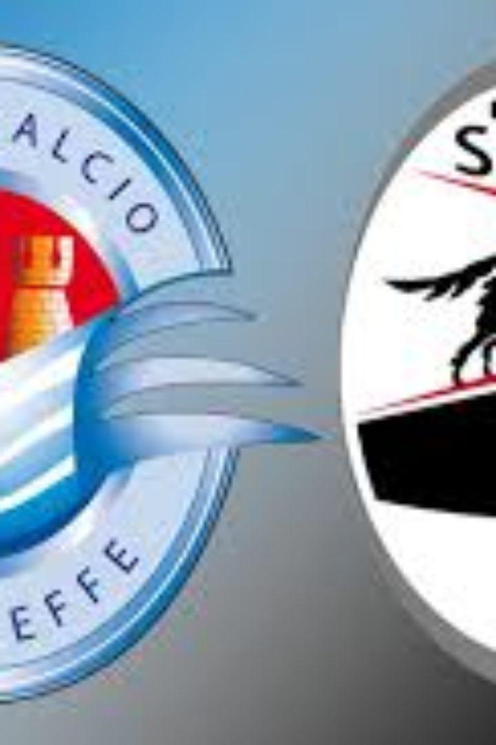 Albinoleffe-Siena 0-1, poker di vittorie della Robur