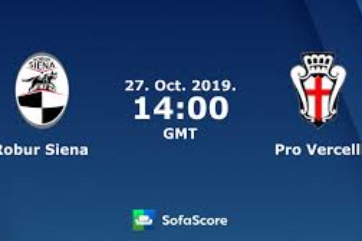 La Robur si ferma al Franchi. Il match contro la Pro Vercelli finisce 1-2