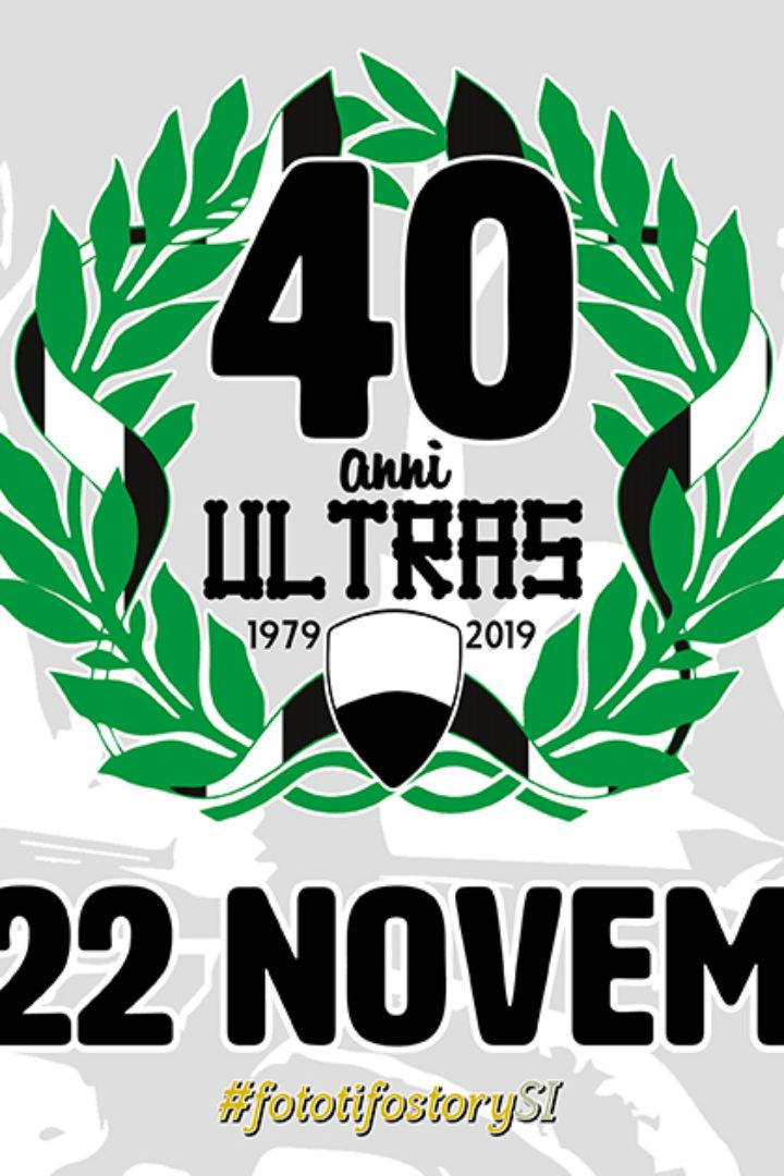 Festa per i 40 Anni degli ULTRAS!!