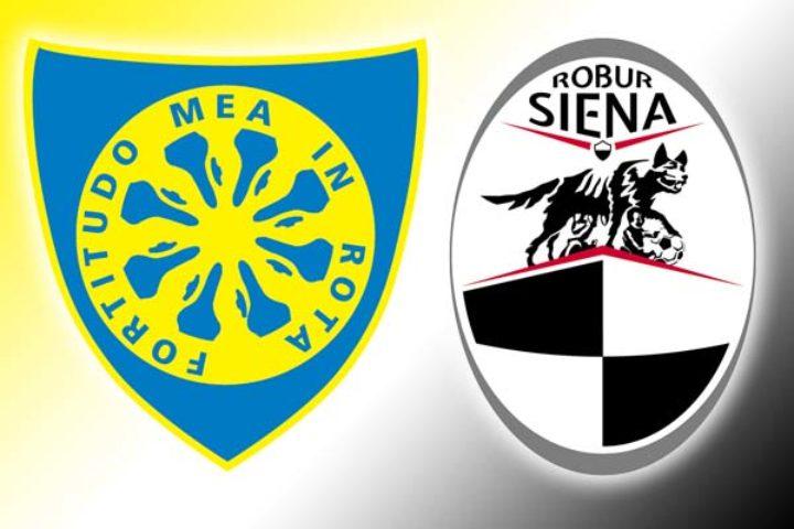 Carrarese-Siena 3-1, i bianconeri partono bene poi crollano!!