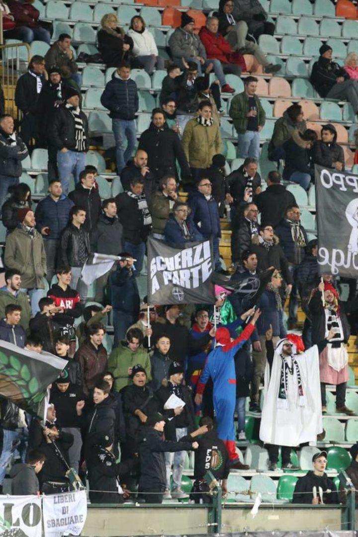 Siena-Albinoleffe finisce 1-1. Per la Robur è il quinto pareggio di fila Gol di Gianluca D'Auria