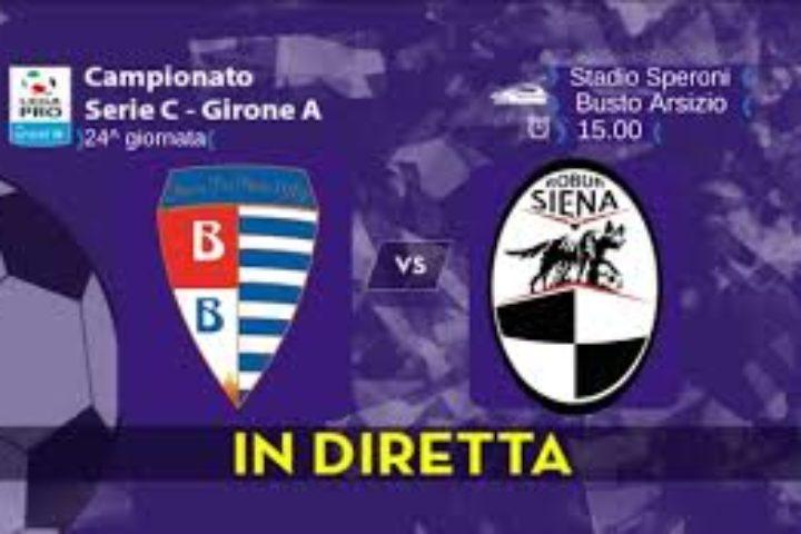 """Pro Patria in verde, reti bianche allo """"Speroni"""": col Siena è 0-0"""