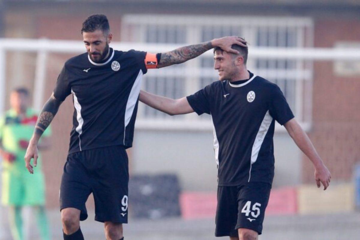 Mignani e Guidone trascinano il Siena: 4-1 a Cannara