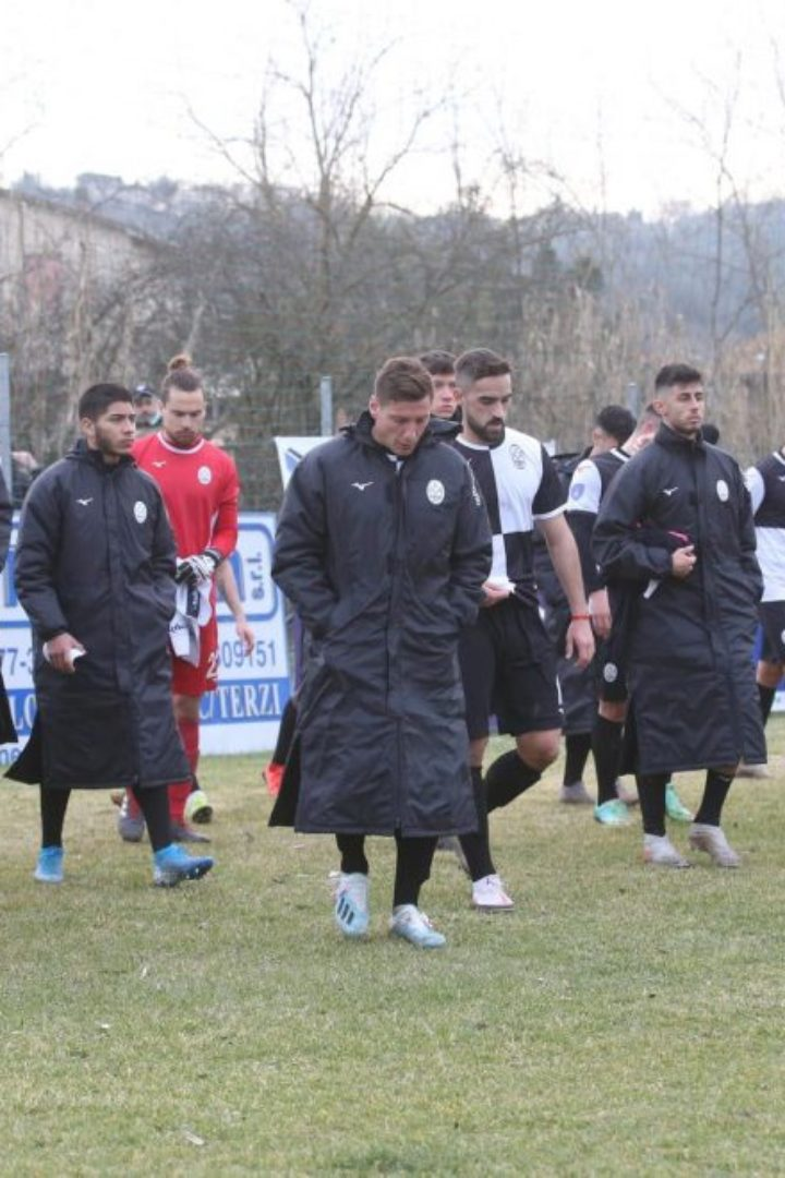 Serie D girone E. Aquila Montevarchi-Siena 1-0