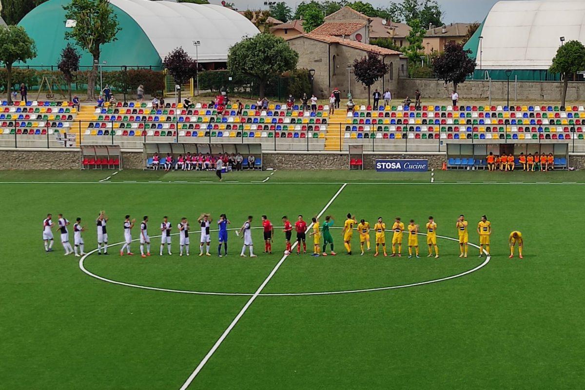 Il Siena batte la Pianese e si qualifica per i play-off